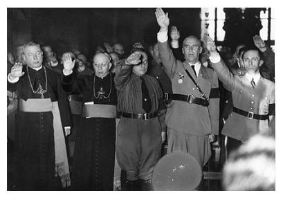 Nazi priests